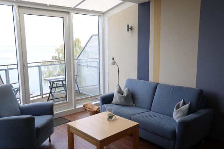 Appartementanlage Lubminer Strand Innen 2